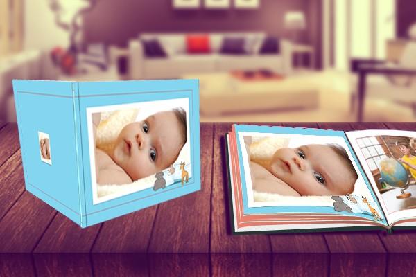 FotoKsiążki naszego synka